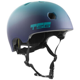 TSG Meta Graphic Design Kask, cauma grape